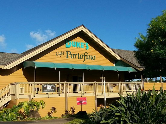 Cafe Portofino: Great Italian food! Had a great meal, wonderful view and our server Diane was awesome!