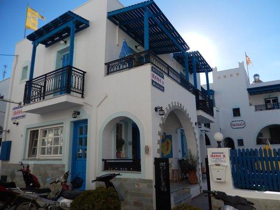 Irene Pension 1: Pensione Irene 2 - Naxos