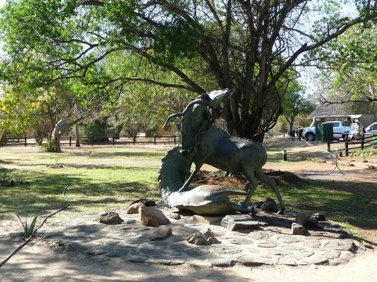 Skukuza Rest Camp: parco