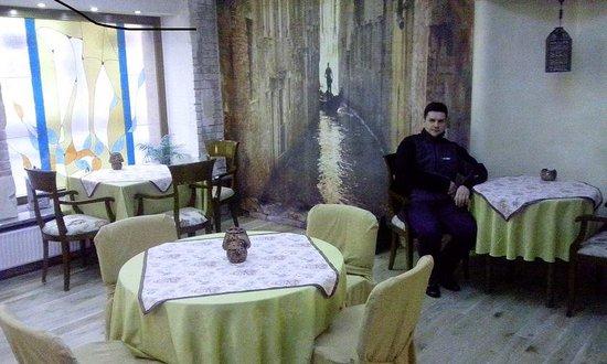 Hotel Wenecki: sala śniadaniowa