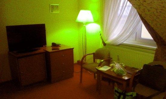 Hotel Wenecki: pokój