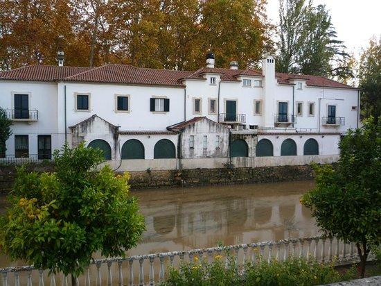 Estalagem Santa Iria: Rückseite ( back view )