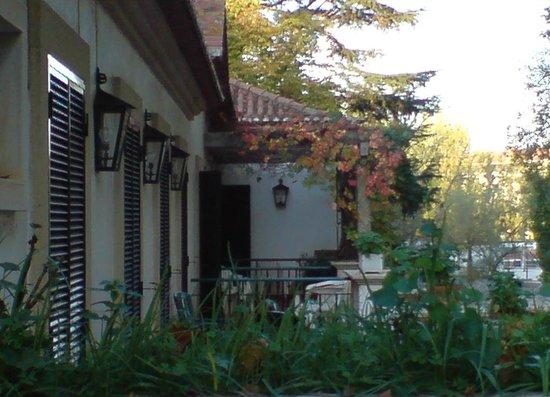 nice room terrasse