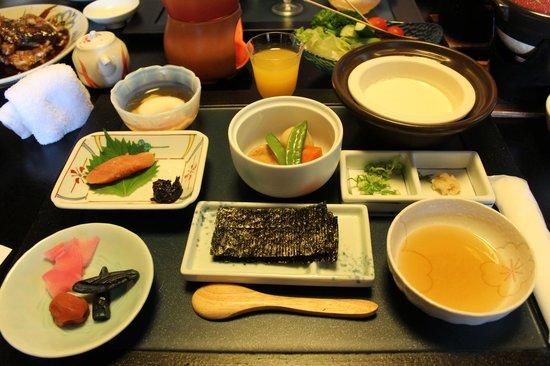 Kisara: 朝食