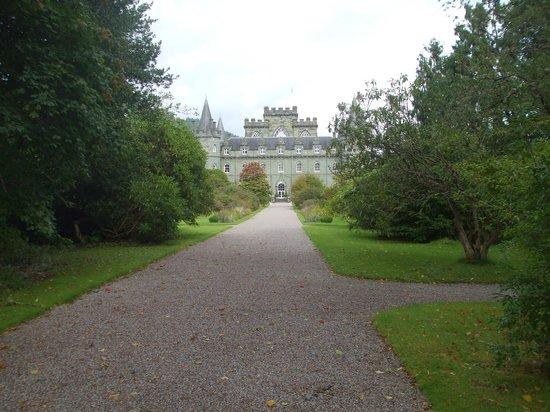Loch Long Hotel: Cambles Castle Inverary
