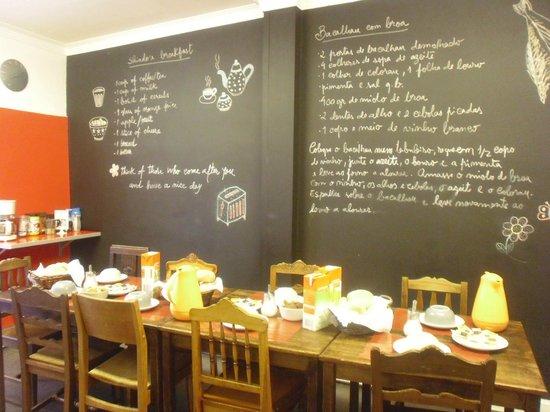 Shiado Hostel: Cuisine