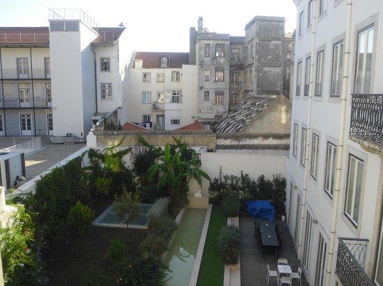 Shiado Hostel: Vue salle de bain