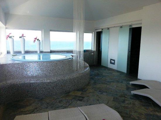 Hotel Adlon: Spa mit Yakuzzi