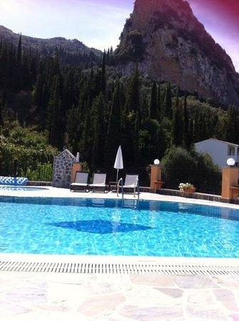Dina's Paradise Hotel & Apartments: The pool
