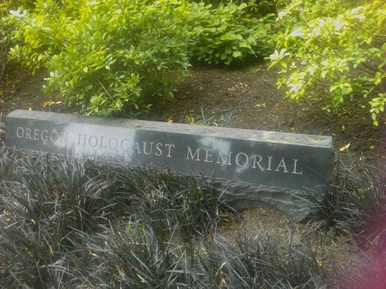 Parque Washington: Holocaust  Memorial