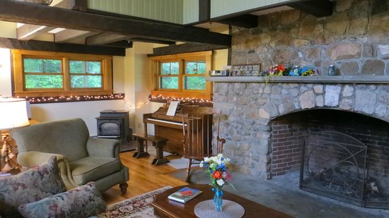Franconia Notch Guest House : comedor