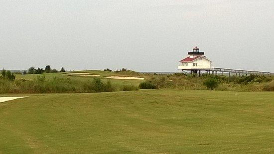 Bay Creek Golf Club : Scenery