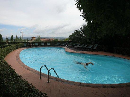 Villa Scacciapensieri : Pioscine de l'hotel