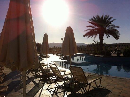 Hydramis Palace Beach Resort: Le couché du soleil ... Top