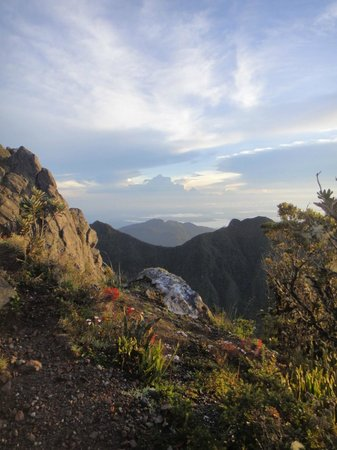 Volcan Baru National Park: Volcan Baru Vista