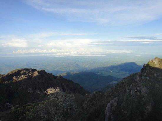 Volcan Baru National Park: Summit view