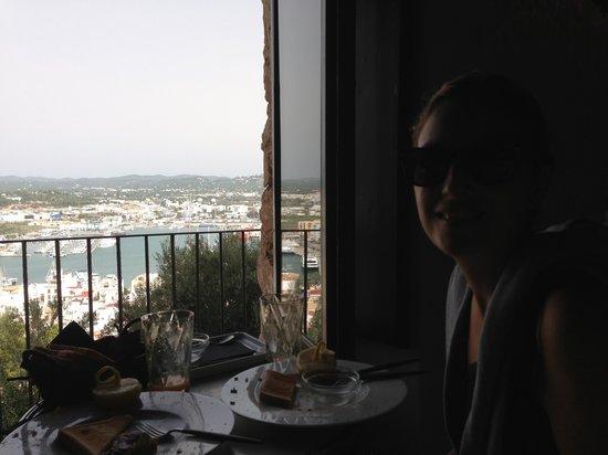 La Torre del Canonigo : Vistas desde el restaurante