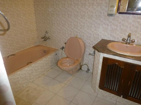 Kimansion Inn : salle de bain