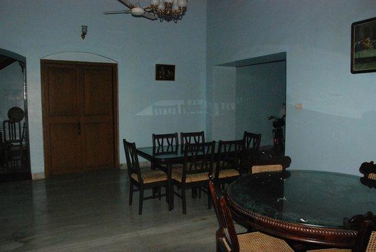 Kimansion Inn: salle à manger