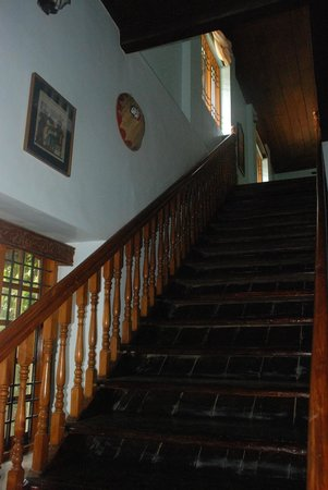 Kimansion Inn : escalier
