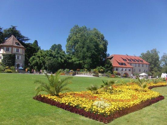 Niederburg: остров-оранжерея Майнау