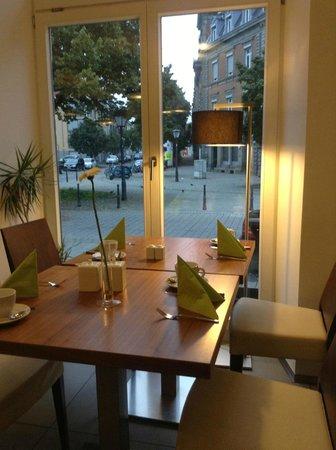 Hotel Constantia: Frühstücksraum