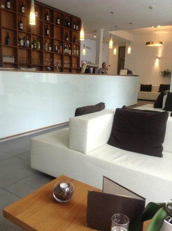 Hotel Constantia: Eingangsbereich und Bar