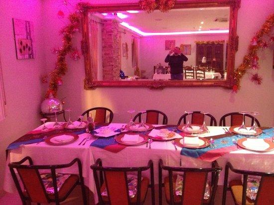 Restaurant at the Queens Hotel : Restaurante