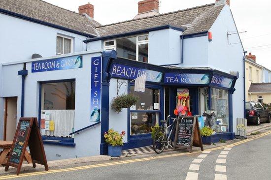 Beach Break Tearooms, Manorbier, near Tenby