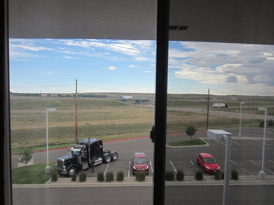 BEST WESTERN PLUS Frontier Inn: View from room