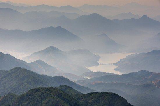 Chaozhou Phoenix Tianchi Scenic Resort : Morning