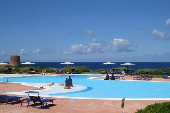 Hotel Relax Torreruja Thalasso & Spa : belle piscine