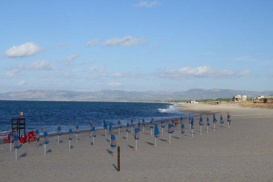 Hotel Relax Torreruja Thalasso & Spa: plage marinedda à 10 mn à pieds par la garrigue