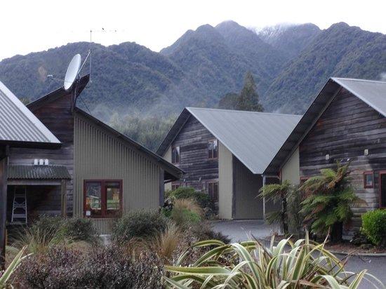 Glenfern Villas Franz Josef : Glenfern Villas