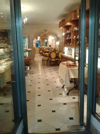 Confiserie Tea Room Monnier