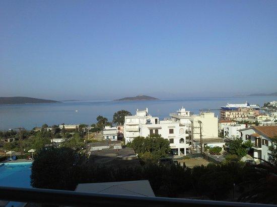Marmari Bay Hotel: Раннее утро
