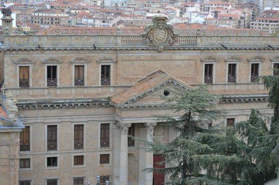 Colegio de Anaya (Palacio de Anaya) : Facultad Filosofía
