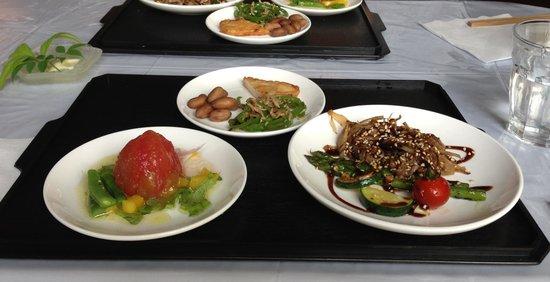 Mori Curry: First dish