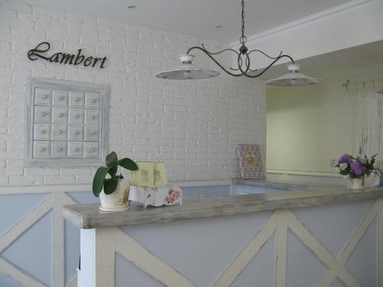 Beregovo Ukraine  City pictures : Reception Bild von Lambert Guest House, Beregovo TripAdvisor