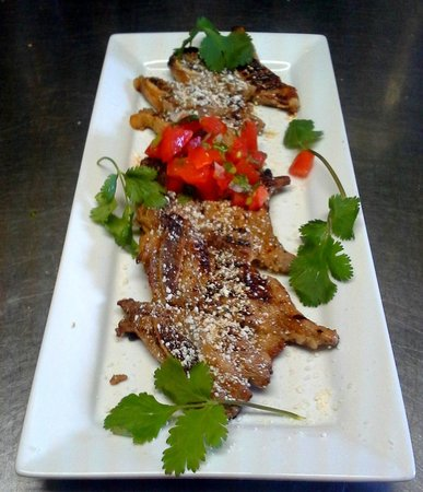 Mario's Mexican Restaurant: Mexican style quail