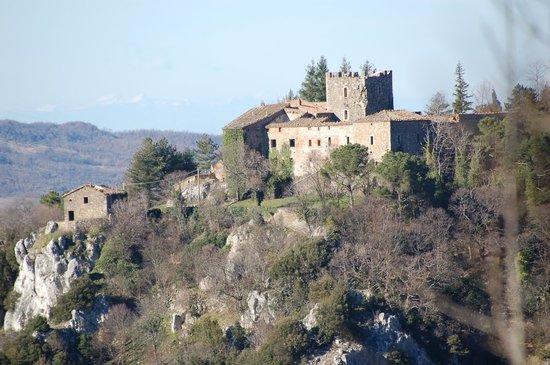 Montieri, Olaszország: Castello di Fosini