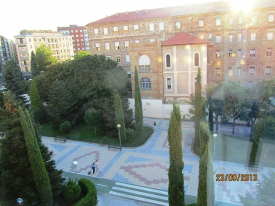 Ibis Salamanca: Vue depuis la chambre