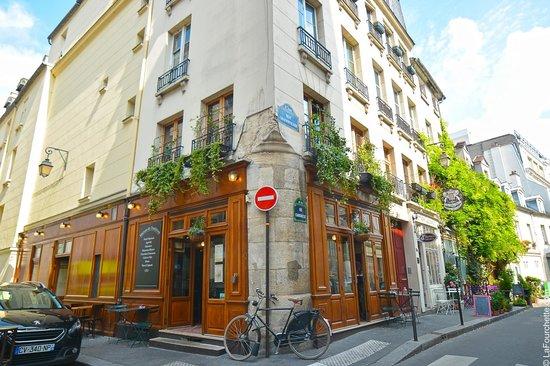 Restaurant Paris Louis