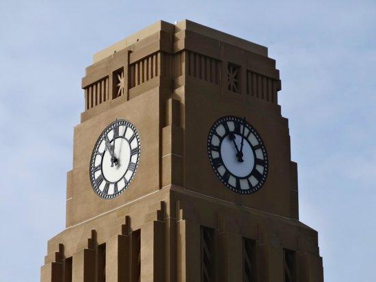 The Westport Tour: Westport Municipal Building