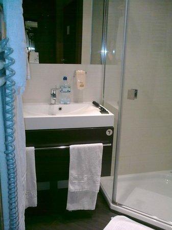 Hotel Swing : Modern bathroom
