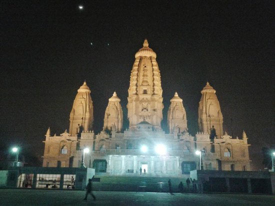 J K Temple in Kanpur
