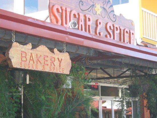 Sugar & Spice Dulces Gourmet: Sugar & Spice:  Restaurant & Bakery