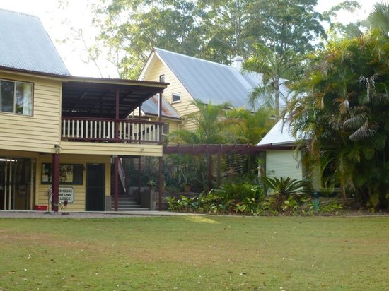 Glass House Mountains Ecolodge : Hotel