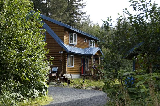 Log Dreamin' Bed & Breakfast : Log Dreamin´ Bed and Breakfast