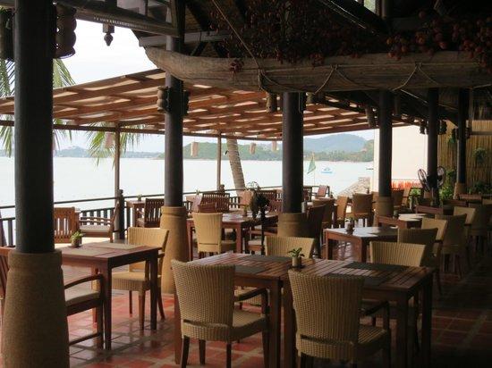 Bandara Resort & Spa: Restaurant